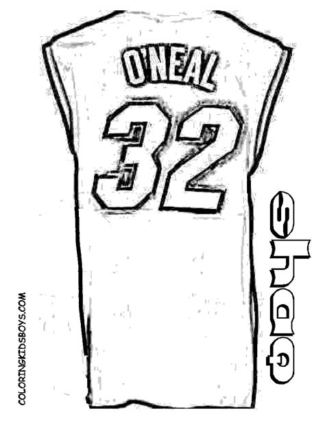 Nba Jersey Coloring Pages | big boss basketball coloring pictures basketball players
