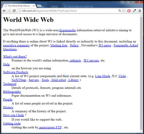 tutorial world wide web html tutorial history of html html5 html code html