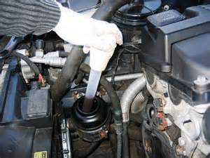 how to replace power steering fluid automd 2016 car