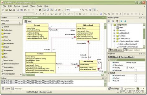 free uml modeling tools free open source uml tools