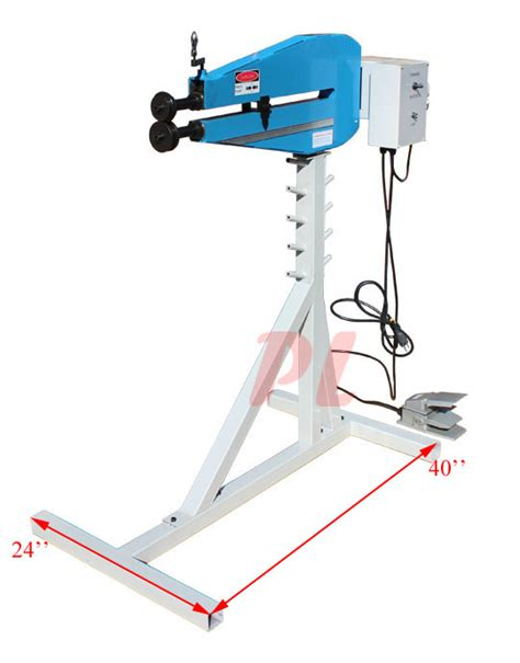 electric 42 quot x 20 bead roller machine crimp beading