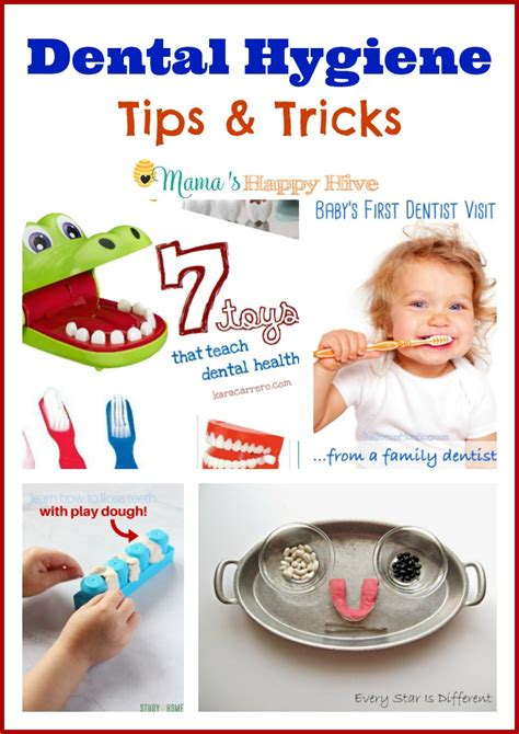 dental hygiene tips and tricks s happy hive