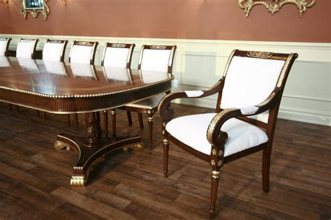 top end upholstery luxury chairs gold leaf upholstered dining chairs french