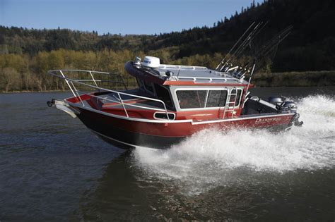 offshore fishing boat design offshore specs and features duckworth aluminum boats