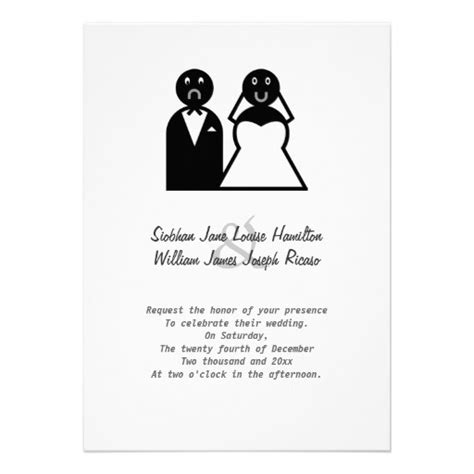 wacky wedding invitation wording 1000 images about and wedding invitations on