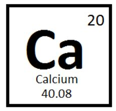 Ca Periodic Table by What Is The Atomic Structure Of Calcium Quora