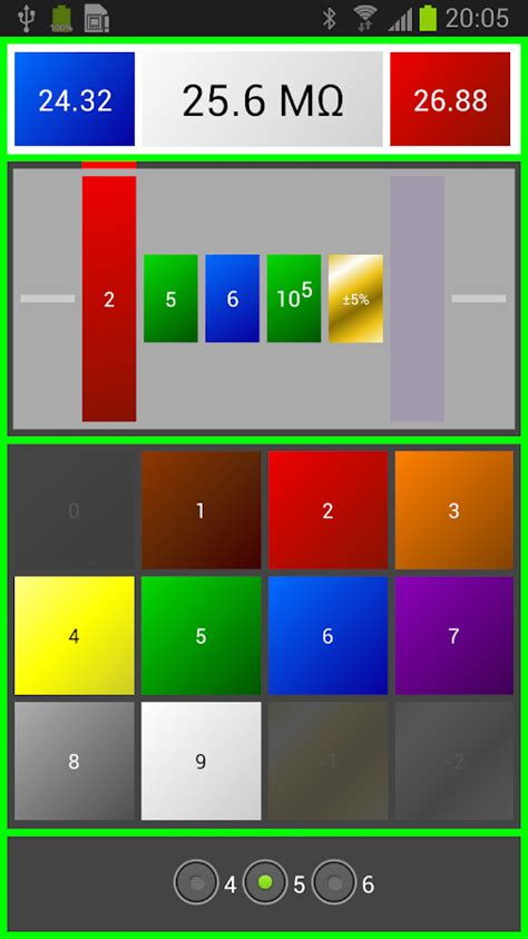 How To Read 4 Band Resistor Color Code