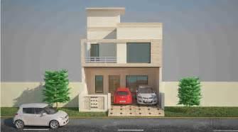 House Design Floor Plans 5 marla house front design gharplans pk