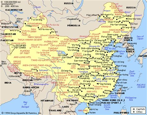 map of china cities map of china city physical province regional