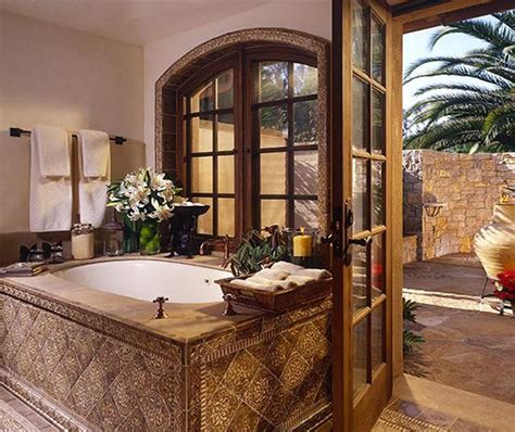 Tuscan Bathroom Ideas by Tuscan Bathroom Design Ideas
