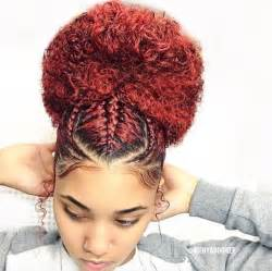 updo hair style for the method top 25 best natural hairstyles ideas on pinterest