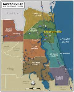 northeast florida county map community resiliency efforts in northeast florida