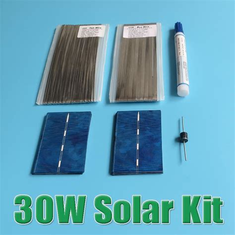 solar panel diy kit polycrystalline poly solar cell tab wire gd traders wholesale deal alerts and product sourcing