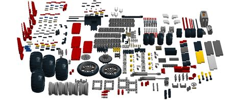 lego technic pieces lego cuusoo project lego technic 500 pieces pack lego