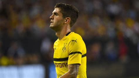 christian pulisic injury christian pulisic suffers torn calf muscle weeks before