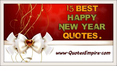 15 most beautiful happy new year quotes youtube