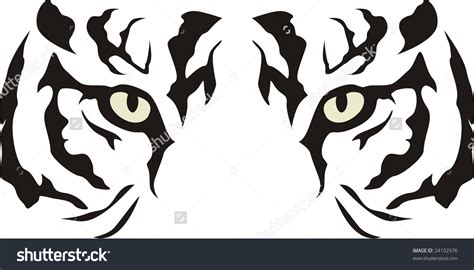 tiger tattoo clip art 82