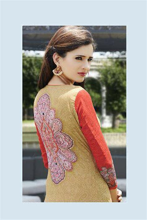 greenish brown color buy greenish brown color printed cotton salwar kameez