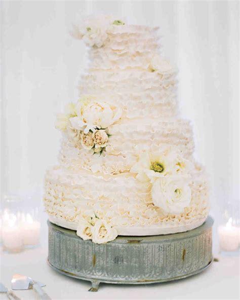 Hochzeitstorte Winter by 23 Festive Winter Wedding Cakes Martha Stewart Weddings
