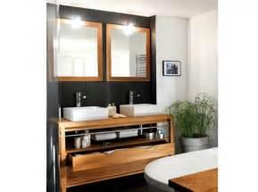 meuble sous vasque salle de bain pas cher 3 meuble lavabo salle - Vasque Salle De Bain Pas Cher