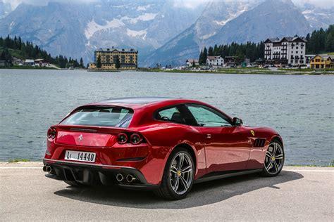 Ferrari Gtc4lusso by Ferrari Gtc4lusso Wallpaper