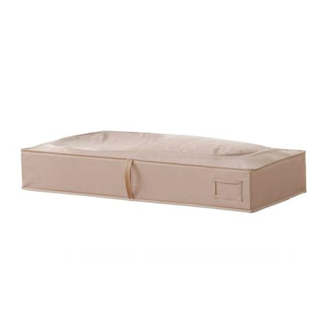 home depot under bed storage patio armor heavy duty multi purpose patio storage bag sf40284 the home depot