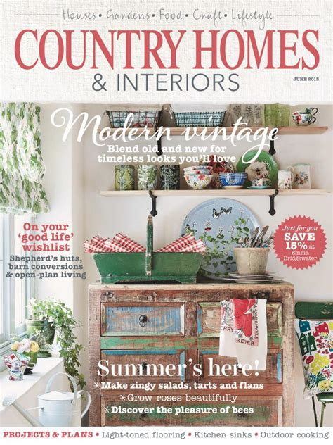 country home design magazines country homes interiors june 2015 avaxhome