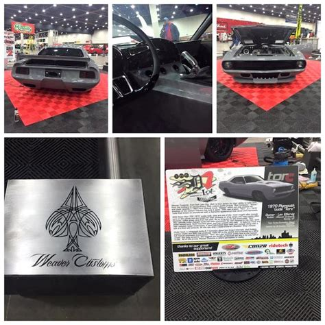 Auto Upholstery Michigan by Hydes Leather Sponsors The Hog Ring