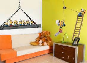 Construction Wall Stickers minions construction site wall decals
