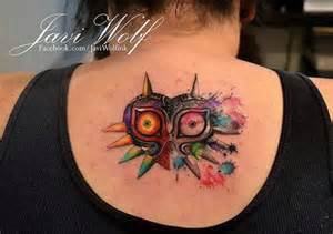 majoras mask tattoo best tattoo ideas gallery