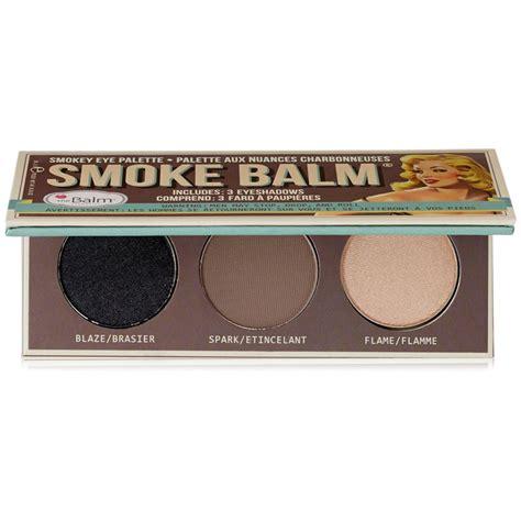 The Balm Eyeshadow the balm smoke balm eyeshadow palette volume 1 10 2 g 163 9 95