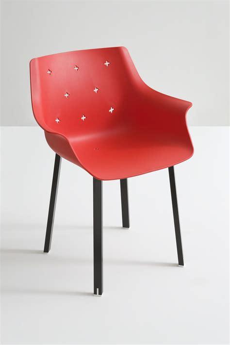 Plastik Schwarz Lackieren by More Plastic Moderner Sessel Mit Sitz Aus Technopolymer