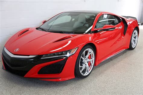 2017 acura nsx coupe motion endeavours