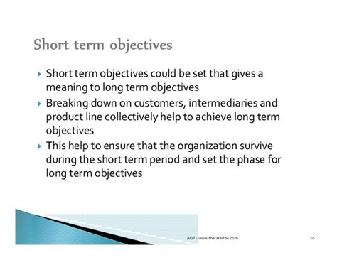 term and term career objectives image gallery term objectives