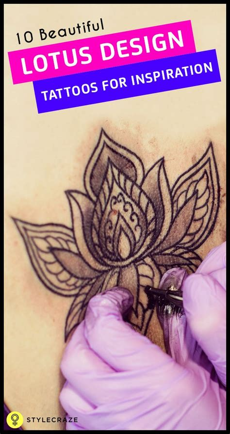 lotus tattoo designs click here 1590 best tattoos and body art images on pinterest