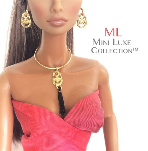 fashion doll jewelry fashion doll jewelry for fashion royalty dolls dolls