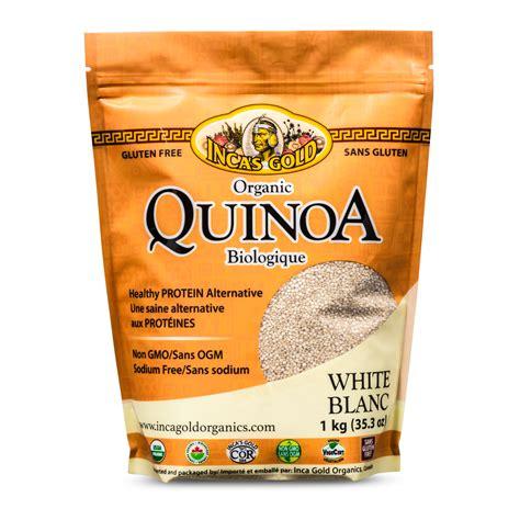 Quinoa 1 Kg white quinoa seeds 454g 1kg inca gold organics
