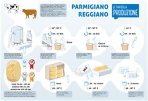 di produzione parmigiano reggiano