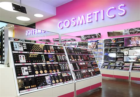 Make Up The Shop makeup shopping in