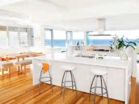Beach House Kitchen Ideas Gallery For Gt White Beach House Kitchen