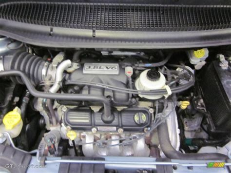 2006 Dodge Caravan Engine by 2006 Dodge Grand Caravan Sxt 3 8l Ohv 12v V6 Engine Photo