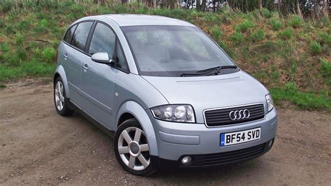 Audi A2 Review by Retro Road Test Audi A2 Motoring Research