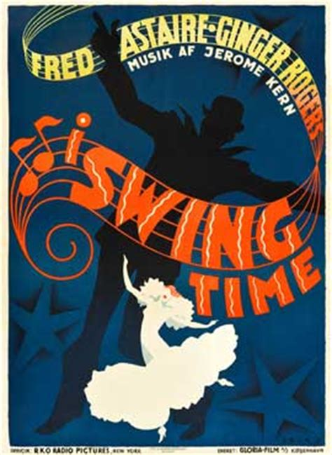 swing time swing time posters from poster shop