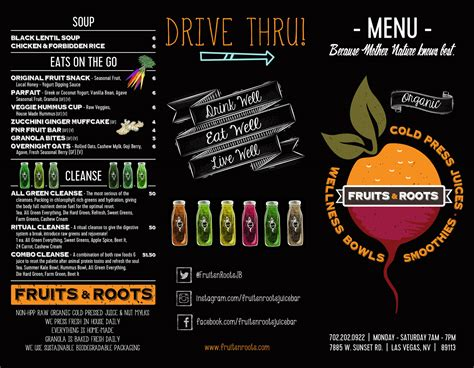 fruits n roots cold pressed juice las vegas fruits roots