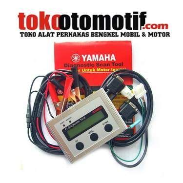 Alat Tes Injeksi Motor kode 56000000102 nama alat scan sepeda motor yamaha