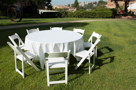 folding table and chairs rental 72 folding table lifetime 42673 72 quot white