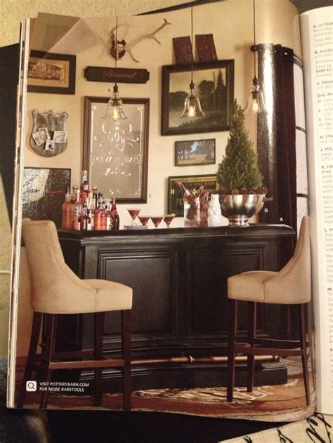 Pottery Barn Bar Home Pinterest Nice Pottery And