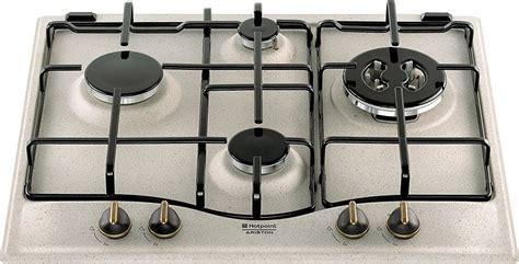 piano cottura incasso ariston piano cottura hotpoint ariston gas 4 fuochi 60 cm pc 640 t