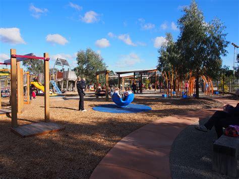 markham victory reserve adventure playground melbourne