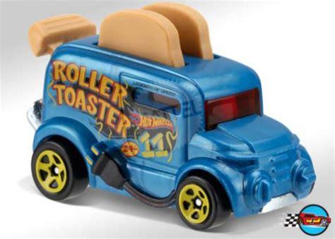 Roller Toaster hwc公式 ホットウィール2017年dアソの情報が公開 ローラートースターが熱い wheels 情報